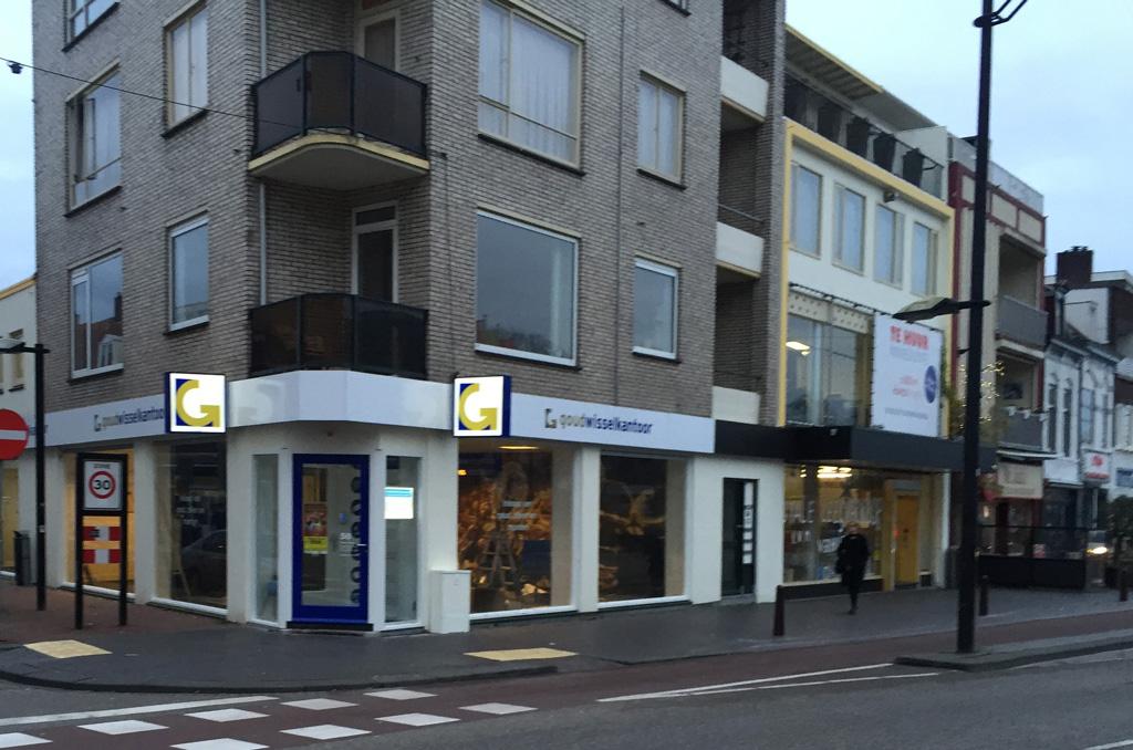 Diamantwisselkantoor Nijmegen