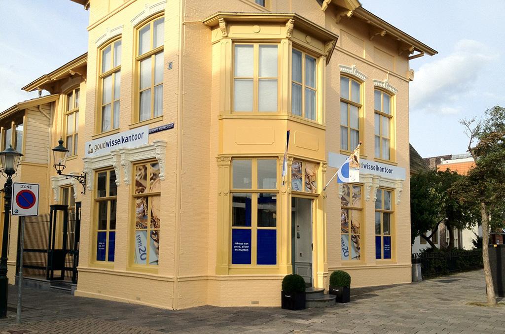 Diamantwisselkantoor Alkmaar