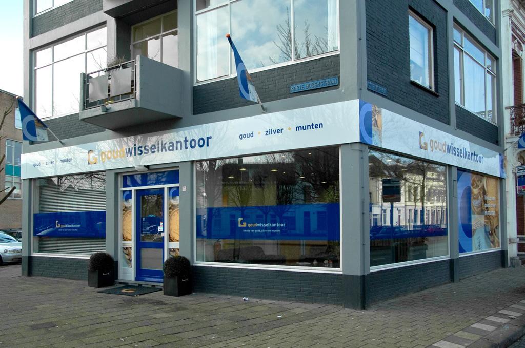 Diamantwisselkantoor Breda