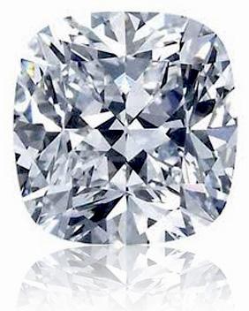 Cushion geslepen diamant | Inkoop van diamanten