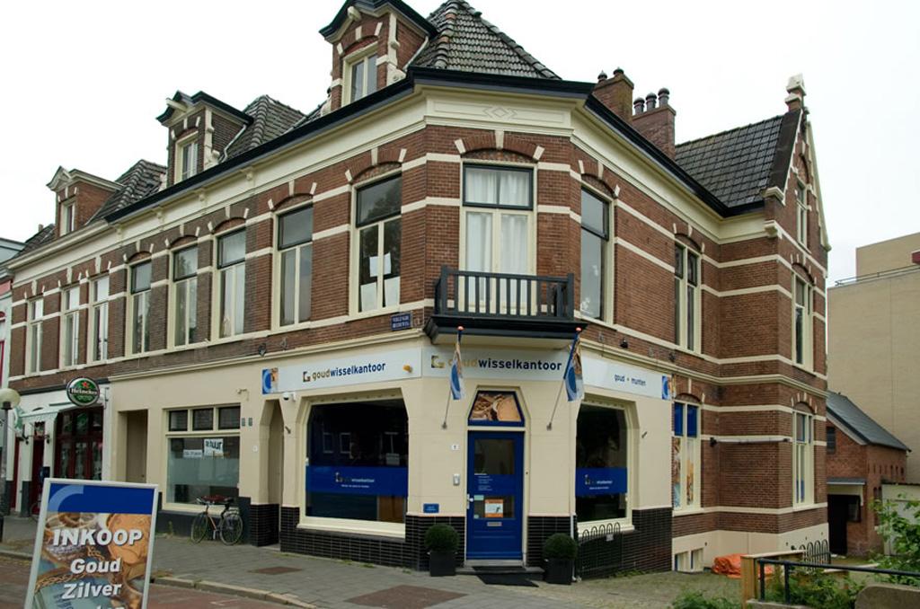 Diamantwisselkantoor Groningen