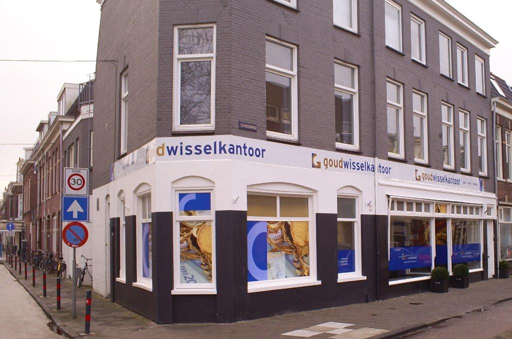 Diamantwisselkantoor Haarlem