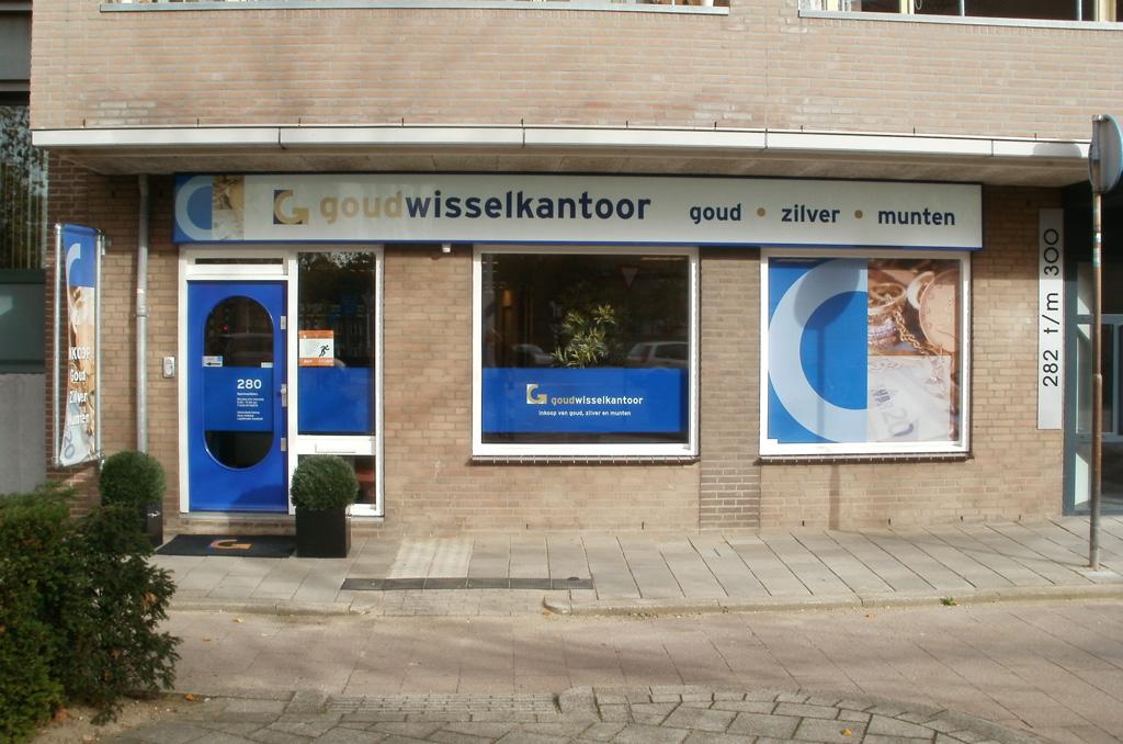 Diamantwisselkantoor Heerlen