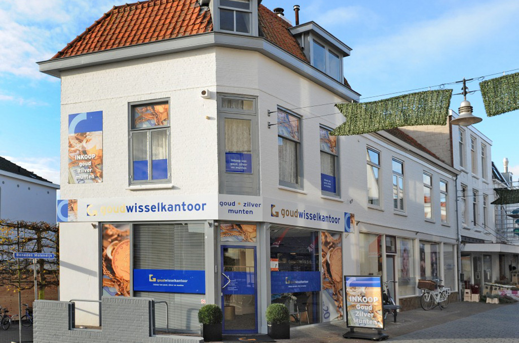 Diamantwisselkantoor Oud-Beijerland