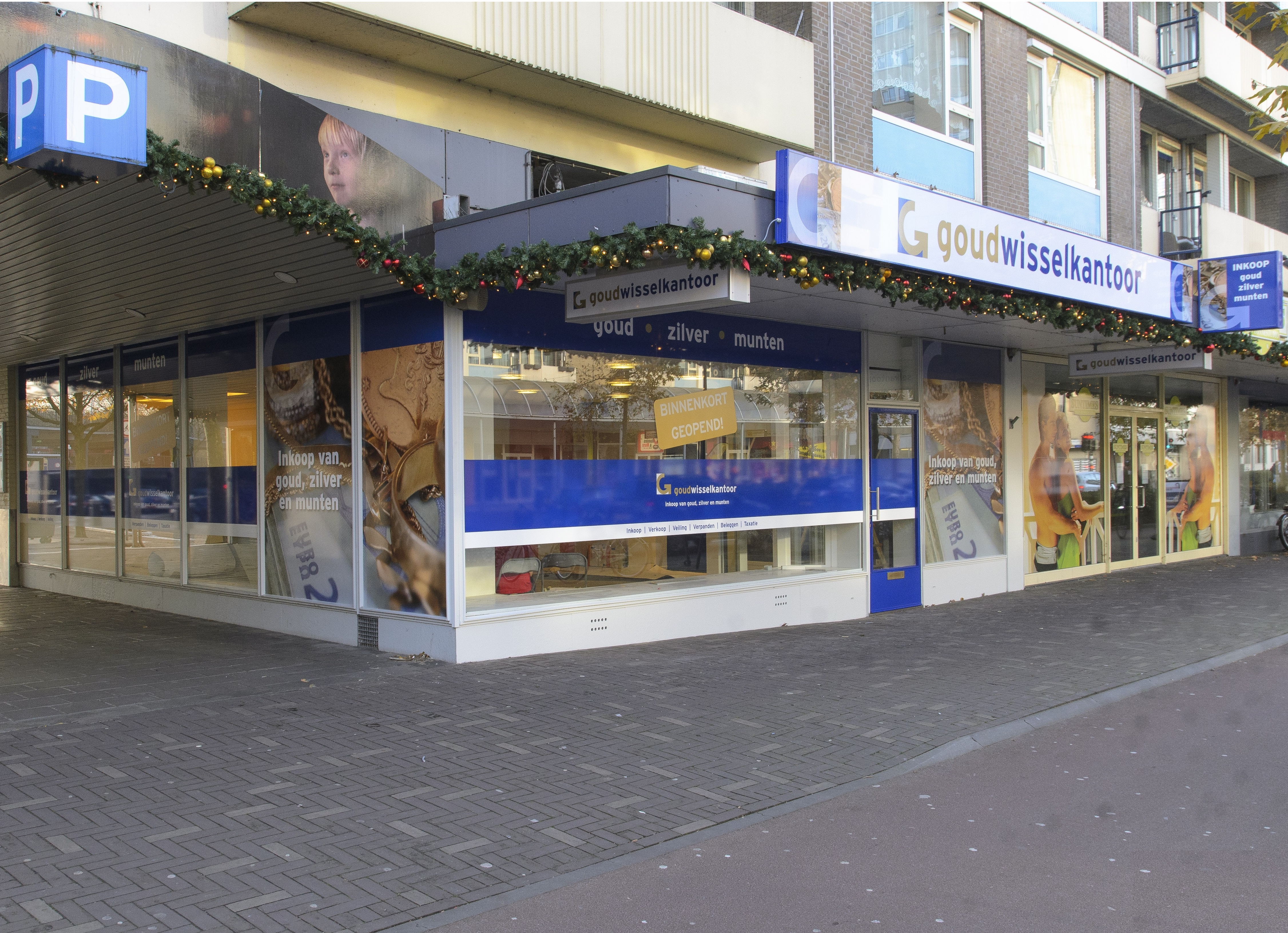 Diamantwisselkantoor Tilburg