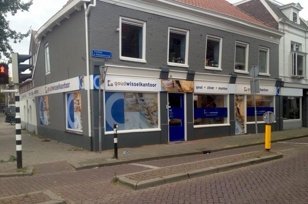 Diamantwisselkantoor Zwolle