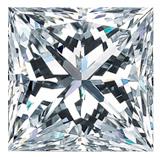 Diamantwisselkantoor-prinses-geslepen-diamant-bovenkant