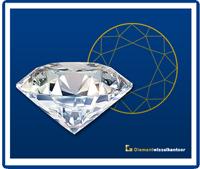 Briljant-geslepen-diamant