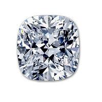 Cushion-geslepen-diamant-bovenkant