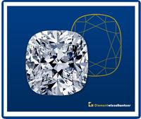 Diamantwisselkantoor-Cushion-geslepen-diamant