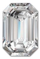 Diamantwisselkantoor-Emerald-geslepen-diamant-bovenkant