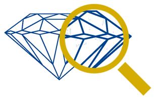 Diamant-zuiverheid-SI1-SI2-Diamantwisselkantoor