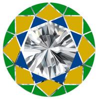 diamantwisselkantoor-kroon-facetten-diamant-bovenzijde