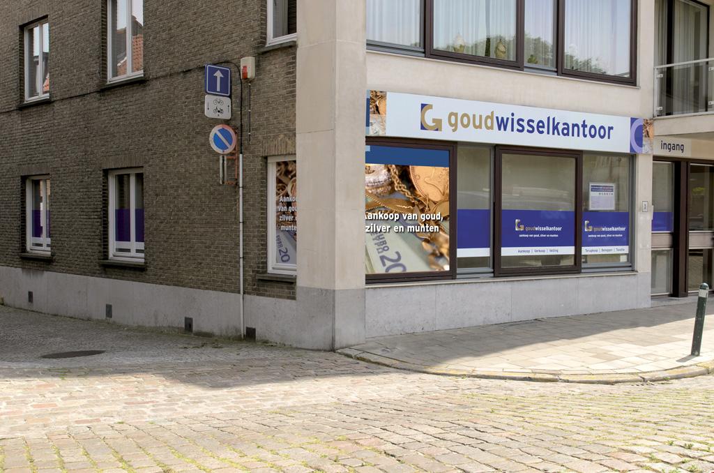 Diamantwisselkantoor Brugge