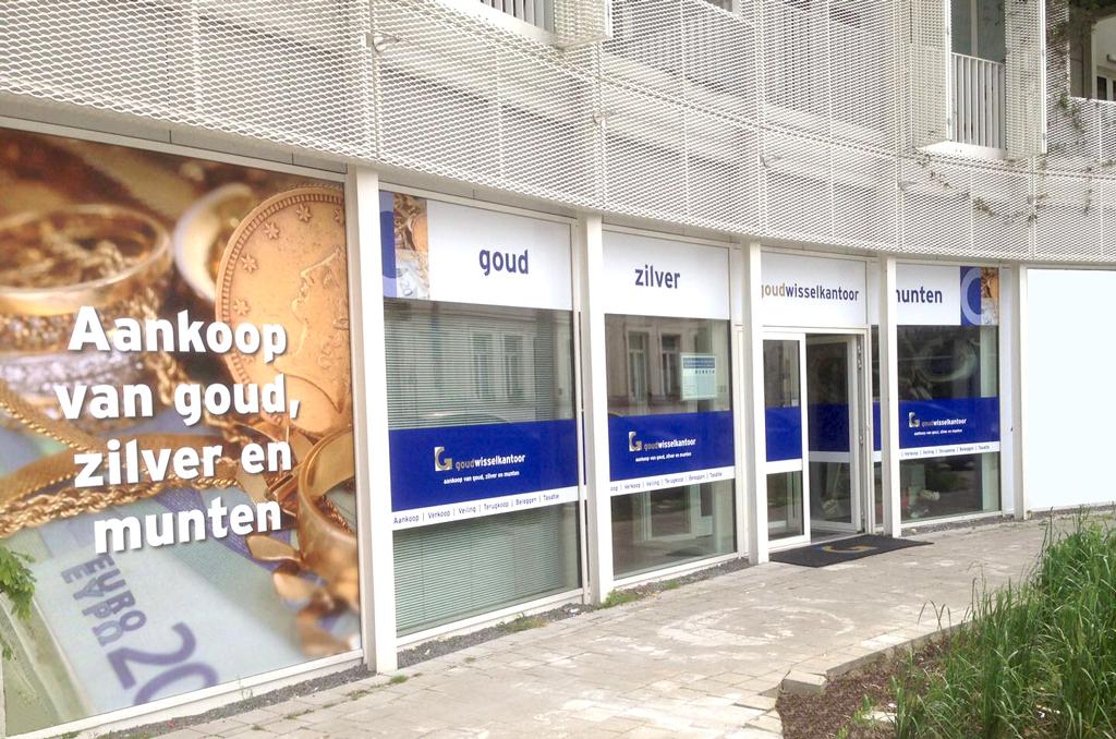 Diamantwisselkantoor Kortrijk