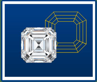 Asscher-geslepen-diamant