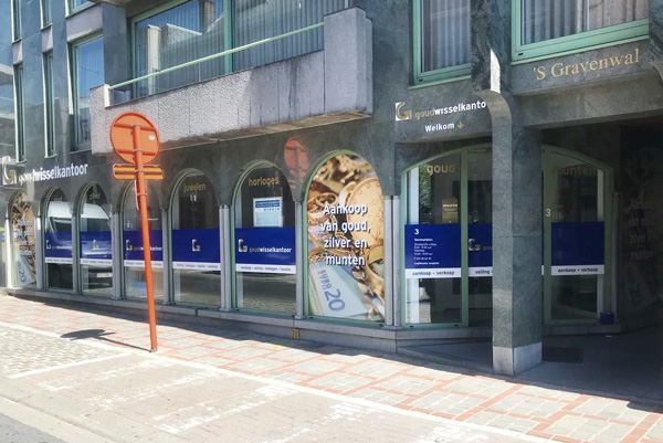Diamantwisselkantoor Roeselare