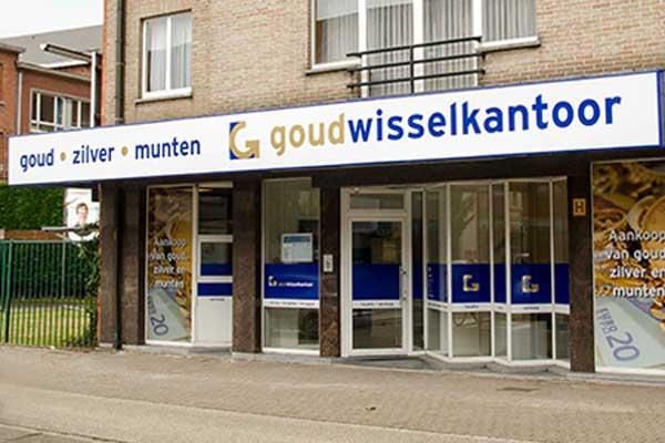 Diamantwisselkantoor Sint Niklaas