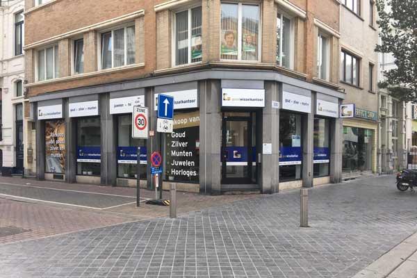 Diamantwisselkantoor Oostende